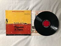 1960 Miles Davis Sketches Of Spain LP Columbia Records Six Eye CS 8271 EX/VG