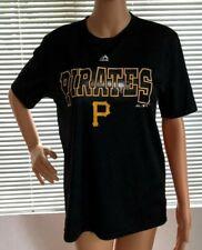 Majestic Pittsburg Pirates Junior Boys Short Sleeve Shirt Baseball Mlb Xl 18