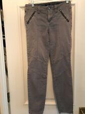 J.CREW FACTORY Stretch Utility Skinny Pants Gray 0