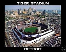 Detroit - TIGER STADIUM - Souvenir Magnet