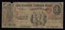 Covington, KY, Ch# 1847, 1863 $1.00 Original Series, 6 Original - Aces Reported!