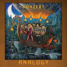 Analogy - Konzert Live LP Vinile AMS Records