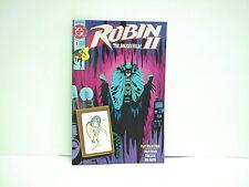 Vintage 1991 Robin II Volume 1 #1 The Joker's Wild Part 1 of 4