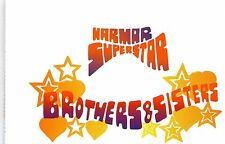 HARMAR SUPERSTAR | Brothers & Sisters | Very good condition CD | Free shipping