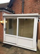 UPVC Conservatory Porch Lean To  Door Only
