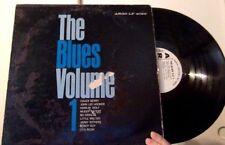 The Blues Volume 1 album FACTORY ERROR Chess Argo PROMO Muddy Waters Chuck Berry