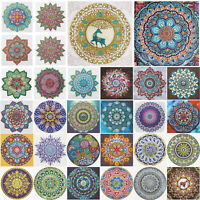 5D DIY Special Shape Diamond Painting Mandala Cross Stitch Embroidery Mosaic Kit