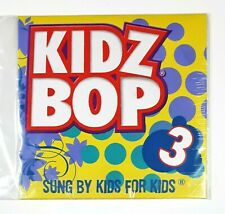 KIDZ BOP 3 McDonalds CD - Sung By Kids For Kids, 5 Tracks - 2009, New and Sealed