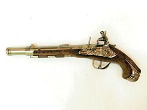 NEW Gonher 17th Century Style Toy Pirate Dueling Flintlock Pistol