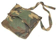 YUGOSLAVIAN ARMY SHOULDER BAG IN WOODLAND CAMO (no3)