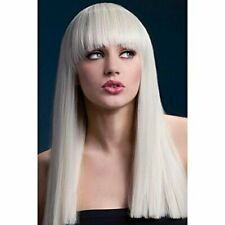 Fever Alexia Wig, Blonde, Long Blunt Cut with Fringe, 4 (US IMPORT) COST-ACC NEW
