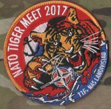 NATO TIGER ASSOCIATION TIGER MEET NTM 2017 νeΙ©®⚙ PATCH 11F Landivisiau Air Base