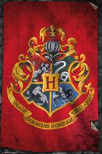 HARRY POTTER Hogwarts Flag Maxi Poster 61cm x 91.5cm FP3955