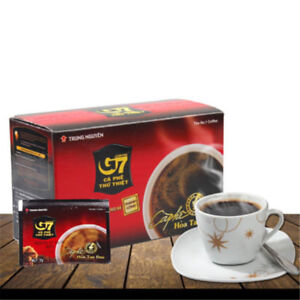 Top Quality Vietnam Instant Coffee 100% Imported Original Packaging Black Coffee