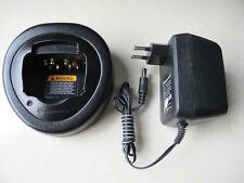 220V EU Desktop Charger For Motorola Radio GP328 GP338 GP140 GP360 GP380 GP340