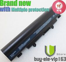 New Acer AL14A32 Aspire E5-571 511 16650 3S2P 6-Cell 5000mAh Laptop Battery