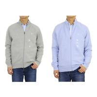 Polo Ralph Lauren Full Zip Thin Sweatshirt Jersey Jacket -- 2 colors --