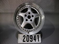 "1stk. OZ Racing VW AUDI SEAT SKODA Alufelge Multi 8jx17"" et38 #20941"
