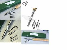 "18"" Multi Bit Lathe Chisel Set with 4 Carbide Cutters 20445001"