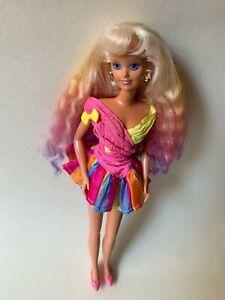 """Muñeca Vintage Tejer patrón Moda Sindy Barbie adolescente 11/"""" 113"""
