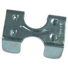 """NEW Rope Clamp Stamped Zinc Plate 1"""" - Set of 3"""