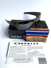 Oakley Sunglasses * SI Gascan GWOT Matte Onyx Black Iridium 9014-01