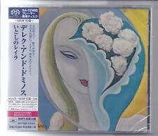 Derek & Dominos Layla Japon SACD SHM Super Audio CD Eric Clapton UIGY - 9602 New