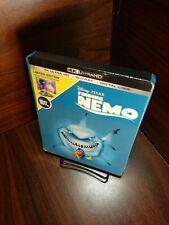 Finding Nemo Steelbook (4K Uhd+Blu-ray+Digital) New (Sealed)-Box Shipping