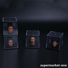 HOT FIGURE 1/6 headplay Special protective box Dust cover Big yards