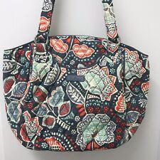 NWT Vera Bradley Glenna Shoulder Bag Handbag Tote in Nomadic Floral
