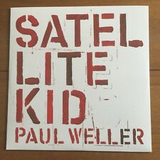 "Paul Weller - Satellite Kid/the Impossible Idea 10""  Vinyl"