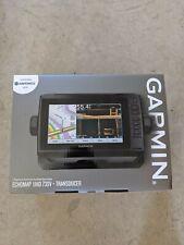 Garmin ECHOMAP UHD 73sv Chartplotter / Fishfinder Combo w/ GT54UHD-TM transducer