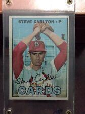 1967 Topps # 146 Steve Carlton  Hall of Fame