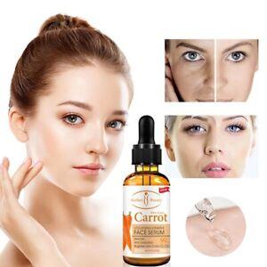 HotSale Carrot Serum 99% Vitamin E Collagen Face Whitening Lifting oil Skin fair