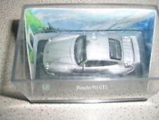 CARARAMA PORSCHE 911 GT2 IN SILVER BNIB 1:72 SCALE SUITABLE MODEL RAILWAY