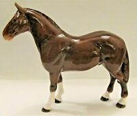JOHN BESWICK Ceramic Horses 2010 - WELSH COB in Bay