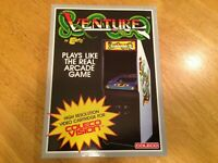 VENTURE  - COLECOVISION Video Game System NEW & SEALED !!