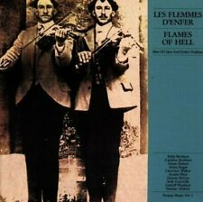 Les Flemmes d'enfer-Flames of Hell | CD | Balfa Brothers, Carrière Brothers, ...