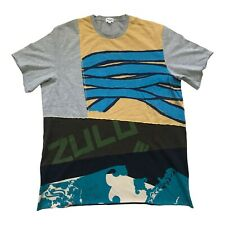 Paul Smith ZULU Multicoloured  Crew neck  T shirt