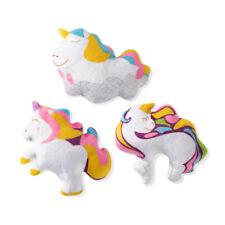 Fringe Studio Minis Unicorns 3-Piece Plush Dog Toy Set