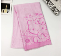 brand new HELLO KITTY Voile Scarf twill cotton lovely xmas gift