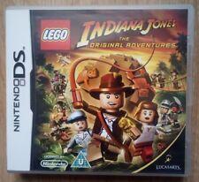 Lego Indiana Jones - The Original Adventures (Nintendo DS, 2008) EU version