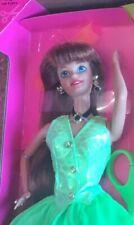 1994 Cut 'N Style Barbie Redhead doll NRFB red hair