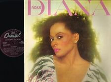 "DIANA ROSS Why Do Fools Fall In Love 12"" LP Gatefold INSERT Capitol UK ‎EST26733"