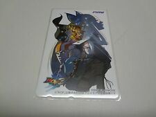 The King of Fighter Maximum Impact2 dreamcast Telecard Telephone Cards Japan NEW