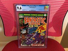 Fantastic Four #134 CGC 9.6 White Pages Dragon Man