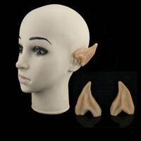Elf Fairy Vulcan Alien Cosplay Halloween Costume Spock Hobbit Pixie Ear Tip#NP5