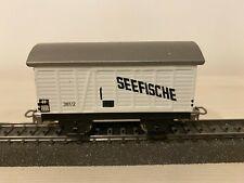 Marklin wagon 381 Seefische 00 Ho 1935 / 1985 0050