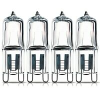 4x Bright Source 40w G9 Oven lamp 300° Heat Resistant Capsule 2700k Warm White