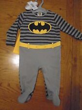 BNWT Bambino Batman Fancy Dress Up Romper. Matalan. neonato (1/2)